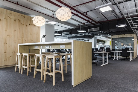 Exclusive Tour Of IKEAu0027s New Meeting And Work Place