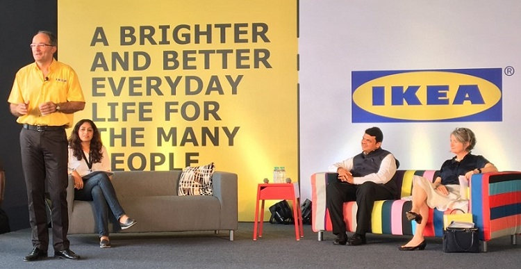 IKEA Kick Started Its Mumbai Journey On 18th May 2017 With The  Ground Breaking Ceremony Of Its First Store In Turbhe, Navi Mumbai.