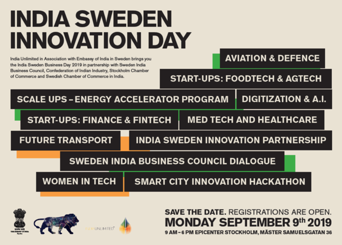 Events | SCCI - Swedish Chamber of Commerce India