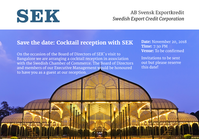 Past Events | SCCI - Swedish Chamber of Commerce India